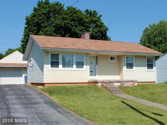 1225 Wayne Avenue, Hagerstown, MD 21742 (#WA10253924) :: The Gus Anthony Team