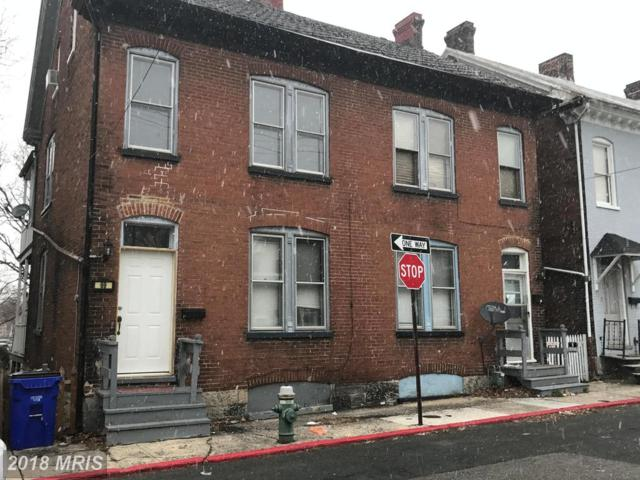 67--69 Elizabeth Street, Hagerstown, MD 21740 (#WA10322489) :: The Maryland Group of Long & Foster