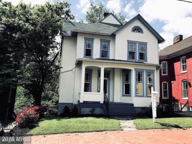 257 Prospect Street, Hagerstown, MD 21740 (#WA10326130) :: Maryland Residential Team