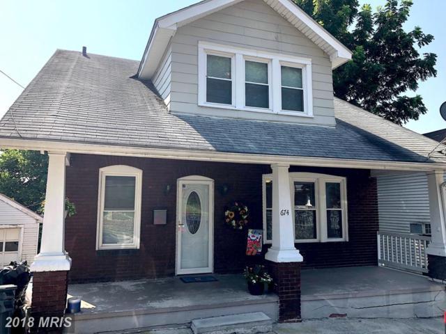 674 Highland Way, Hagerstown, MD 21740 (#WA10328221) :: Labrador Real Estate Team