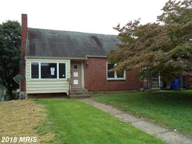909 Marion Street, Hagerstown, MD 21740 (#WA10351083) :: The Maryland Group of Long & Foster