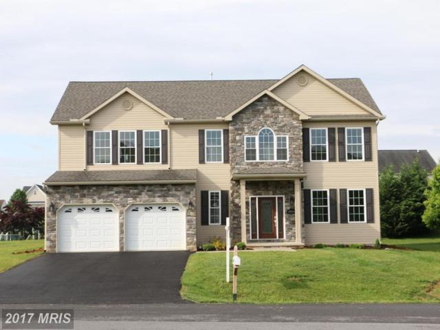 19111 Red Maple Drive, Hagerstown, MD 21742 (#WA9779339) :: Pearson Smith Realty