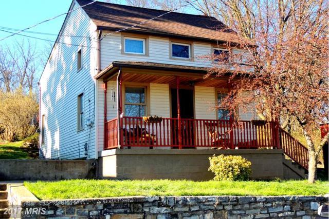 105 Chapline Street W, Sharpsburg, MD 21782 (#WA9901890) :: LoCoMusings