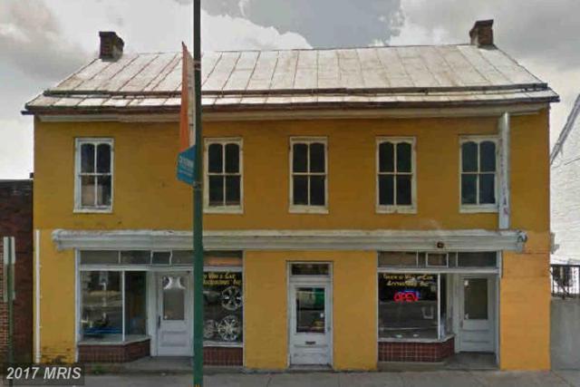 135 Franklin Street E, Hagerstown, MD 21740 (#WA9977849) :: LoCoMusings