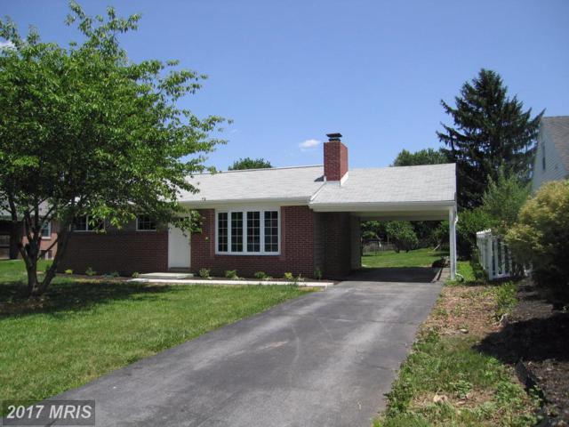 918 Kenwood Drive, Hagerstown, MD 21740 (#WA9992219) :: LoCoMusings