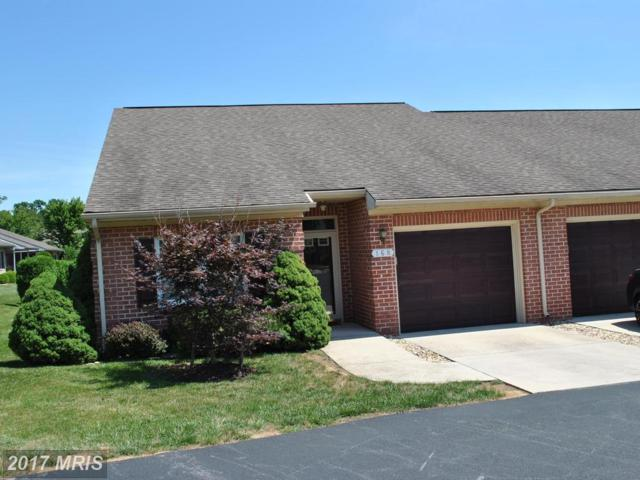 168 Sunbrook Lane #153, Hagerstown, MD 21742 (#WA9995096) :: Pearson Smith Realty