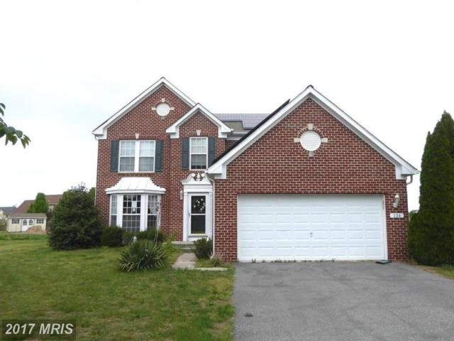 124 Paddock Drive, Fruitland, MD 21826 (#WC10056960) :: Pearson Smith Realty