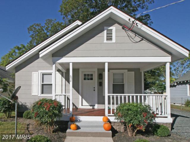 608 Madison Street, Salisbury, MD 21804 (#WC10102385) :: Pearson Smith Realty