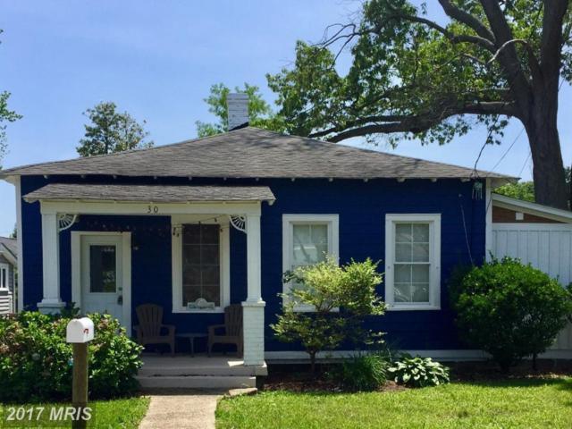 30 Lincoln Avenue, Colonial Beach, VA 22443 (#WE10098993) :: Pearson Smith Realty