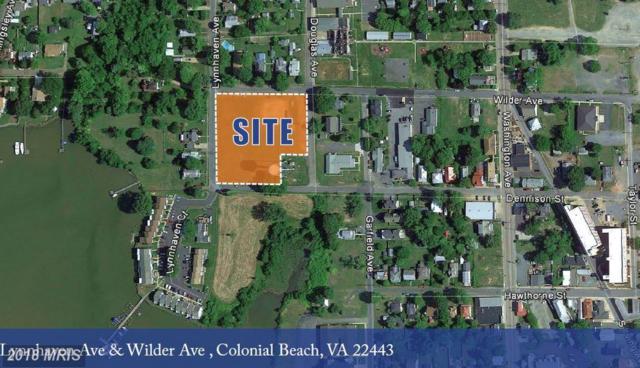 Wilder Avenue, Colonial Beach, VA 22443 (#WE10194477) :: Browning Homes Group