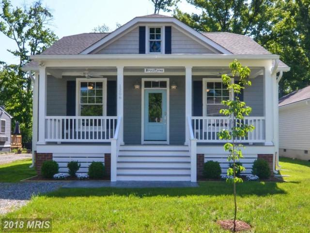 1206 Bancroft Avenue, Colonial Beach, VA 22443 (#WE10241635) :: Green Tree Realty