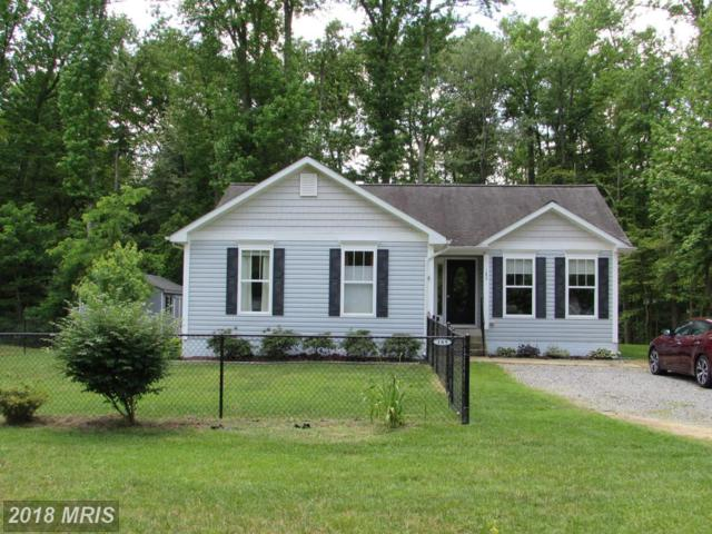 189 Piney Forest Drive, Colonial Beach, VA 22443 (#WE10252375) :: The Gus Anthony Team