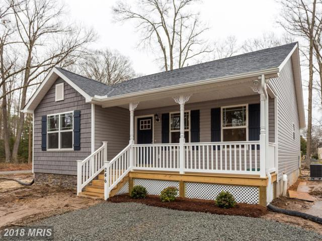 LOT 25A 7TH ST, Colonial Beach, VA 22443 (#WE10298474) :: Bob Lucido Team of Keller Williams Integrity