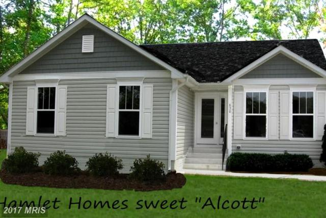 Cabin Point Drive Lot 86, Montross, VA 22520 (#WE9897245) :: LoCoMusings