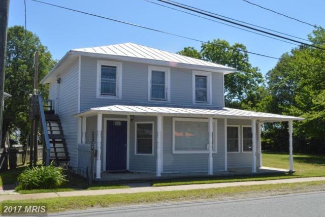 215 N Irving Ave, Colonial Beach, VA 22443 (#WE9972786) :: LoCoMusings