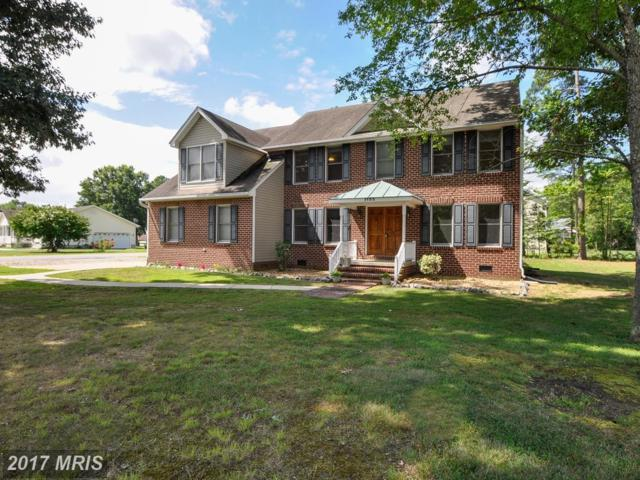 3100 Riverview Drive, Colonial Beach, VA 22443 (#WE9999194) :: Pearson Smith Realty