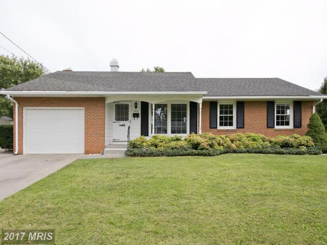 622 Hollingsworth Drive, Winchester, VA 22601 (#WI10063097) :: Pearson Smith Realty