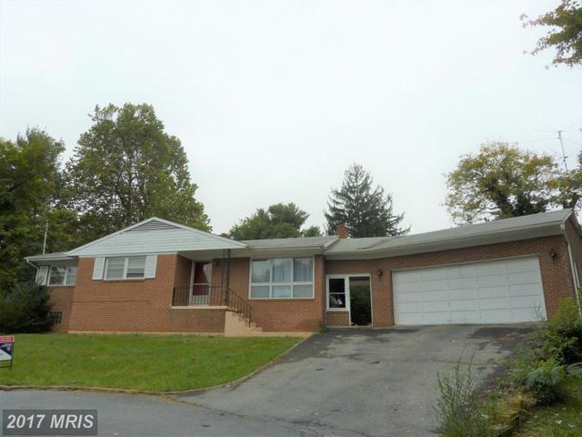 2609 Hillside Terrace, Winchester, VA 22601 (#WI10080407) :: LoCoMusings