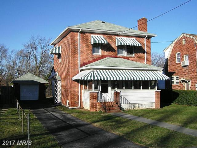 1016 Woodland Avenue, Winchester, VA 22601 (#WI10110059) :: Pearson Smith Realty