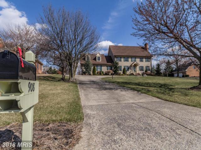 908 Breckinridge Lane, Winchester, VA 22601 (#WI10175128) :: Colgan Real Estate