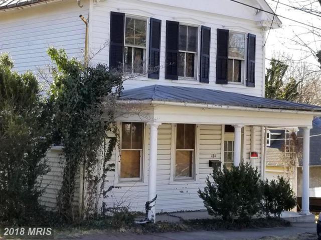 414 Braddock Street N, Winchester, VA 22601 (#WI10183386) :: Samantha Bendigo