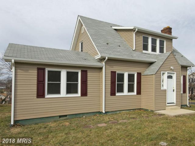 221 Pleasant Valley Road, Winchester, VA 22601 (#WI10237838) :: Green Tree Realty