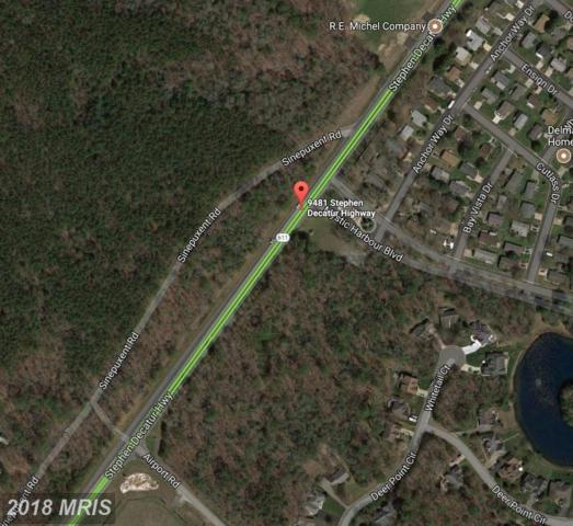9453 Stephen Decatur Highway, Ocean City, MD 21842 (#WO10165153) :: RE/MAX Coast and Country