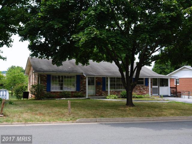 319 Shenandoah Avenue S, Front Royal, VA 22630 (#WR10013412) :: Pearson Smith Realty