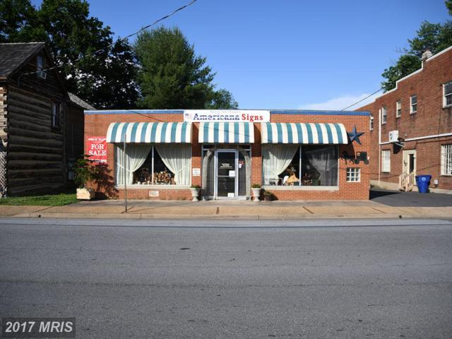 119 Chester Street, Front Royal, VA 22630 (#WR10021116) :: Pearson Smith Realty
