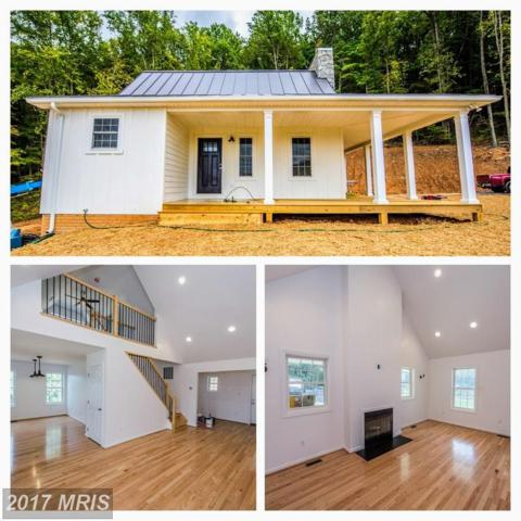 1-LOT Q Brayden Lane, Bentonville, VA 22610 (#WR10062220) :: Pearson Smith Realty