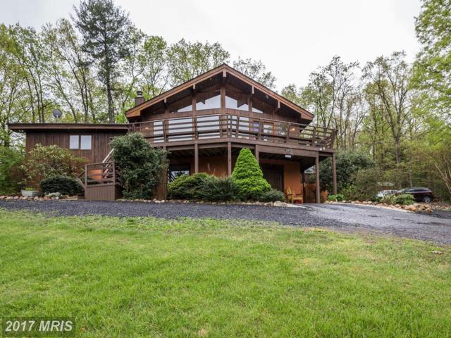 241 Brush Mountain Road, Bentonville, VA 22610 (#WR10063452) :: Jacobs & Co. Real Estate