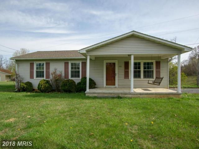 461 Rocky Lane, Front Royal, VA 22630 (#WR10217339) :: The Nemerow Team