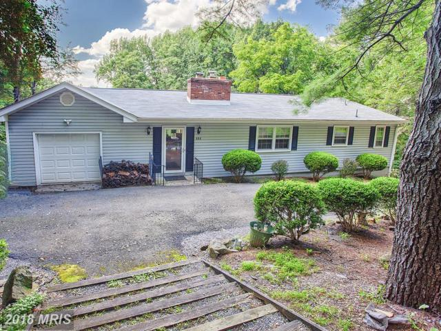 804 Massanutten Mountain Drive, Front Royal, VA 22630 (#WR10329693) :: The Maryland Group of Long & Foster