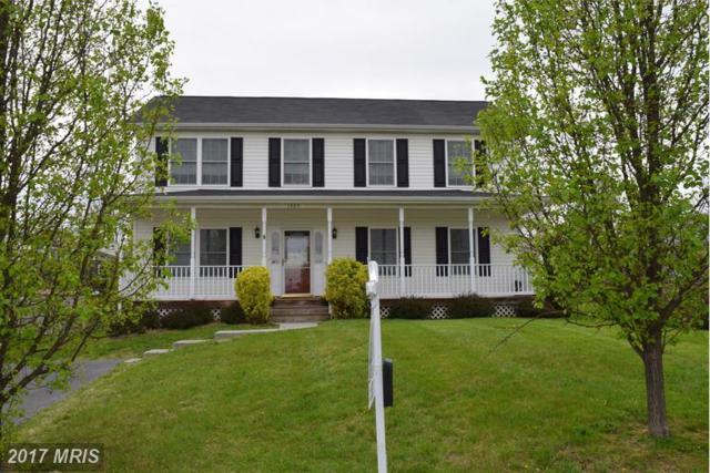 1323 Woodside Avenue, Front Royal, VA 22630 (#WR9909448) :: LoCoMusings
