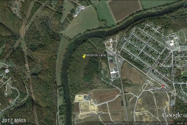 100 Kendrick Lane, Front Royal, VA 22630 (#WR9910073) :: LoCoMusings