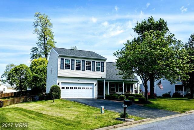 1458 Lakeview Drive, Front Royal, VA 22630 (#WR9947653) :: LoCoMusings