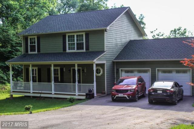 1301 Old Linden Road, Linden, VA 22642 (#WR9979502) :: LoCoMusings