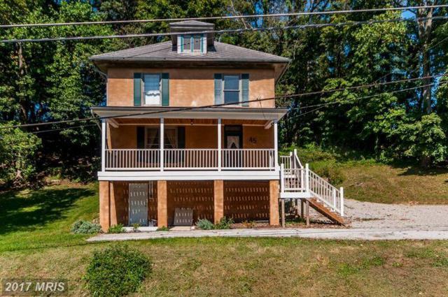 45 Main Street, Railroad, PA 17355 (#YK10066352) :: Pearson Smith Realty