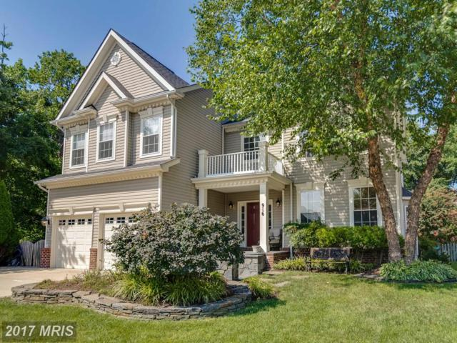 916 Powderhorn Court, Gambrills, MD 21054 (#AA10018944) :: Pearson Smith Realty