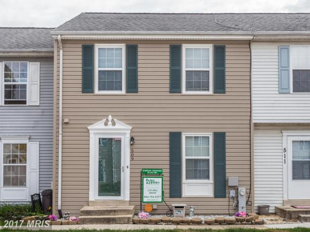 509 Realm Court E, Odenton, MD 21113 (#AA10026043) :: Pearson Smith Realty