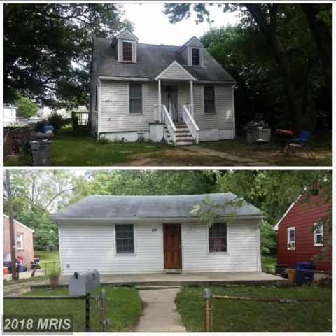 27-1/2 Hicks Avenue, Annapolis, MD 21401 (#AA10062983) :: Pearson Smith Realty