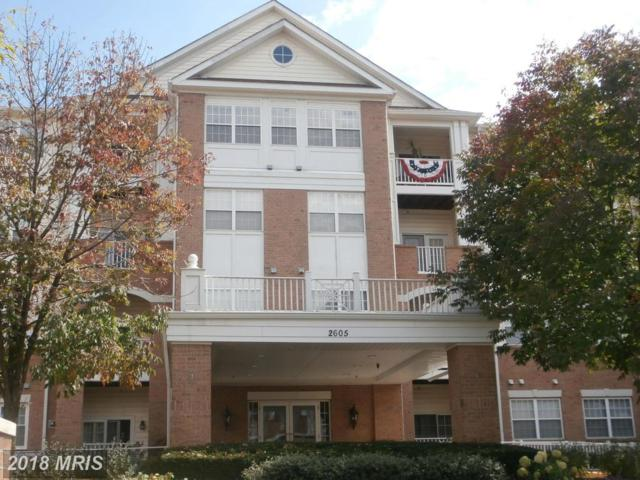 2605 Chapel Lake Drive #202, Gambrills, MD 21054 (#AA10076817) :: Dart Homes