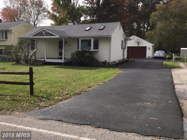 902 Oakwood Road, Glen Burnie, MD 21061 (#AA10102617) :: Pearson Smith Realty