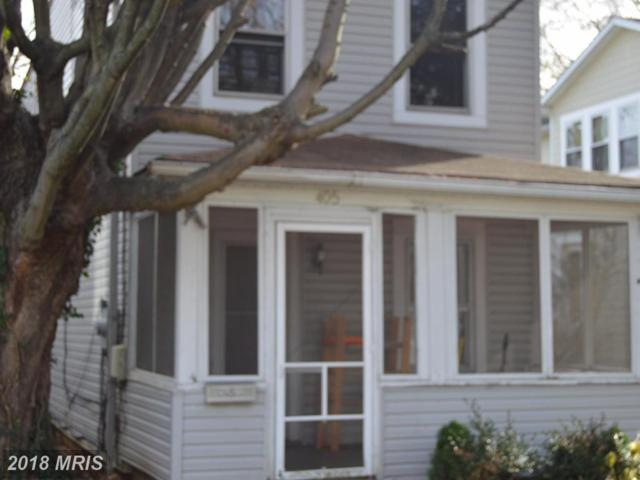 405 Chesapeake Avenue, Annapolis, MD 21403 (#AA10109638) :: Pearson Smith Realty