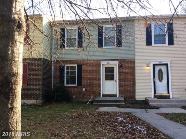1863 Eagle Court #7, Severn, MD 21144 (#AA10122237) :: Pearson Smith Realty