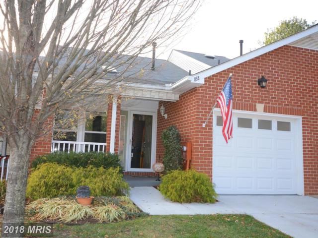 858 Yardarm Way, Annapolis, MD 21401 (#AA10122301) :: Pearson Smith Realty