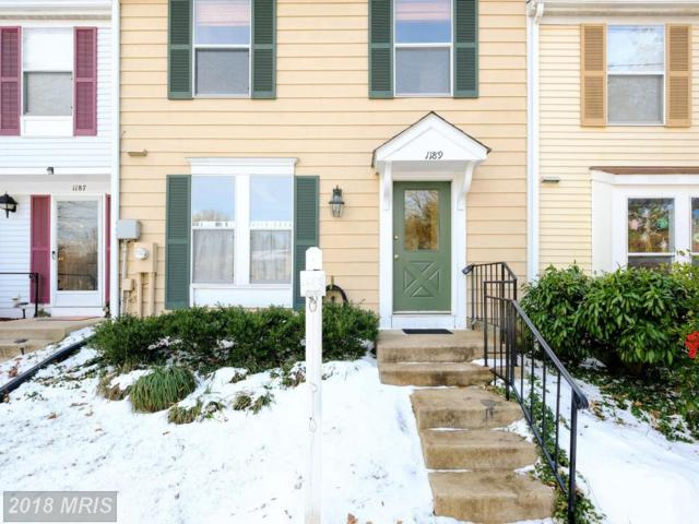 1189 White Coral Court, Arnold, MD 21012 (#AA10127861) :: Pearson Smith Realty