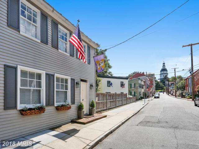67 East Street, Annapolis, MD 21401 (#AA10145362) :: CR of Maryland