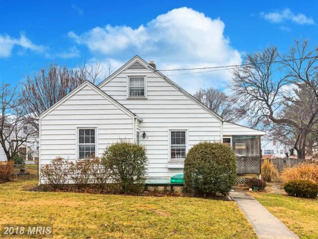 32 Colonial Drive, Linthicum, MD 21090 (#AA10151672) :: The Bob & Ronna Group