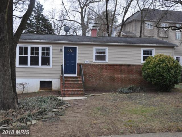 1009 Beech Street, Annapolis, MD 21401 (#AA10153201) :: The Gus Anthony Team